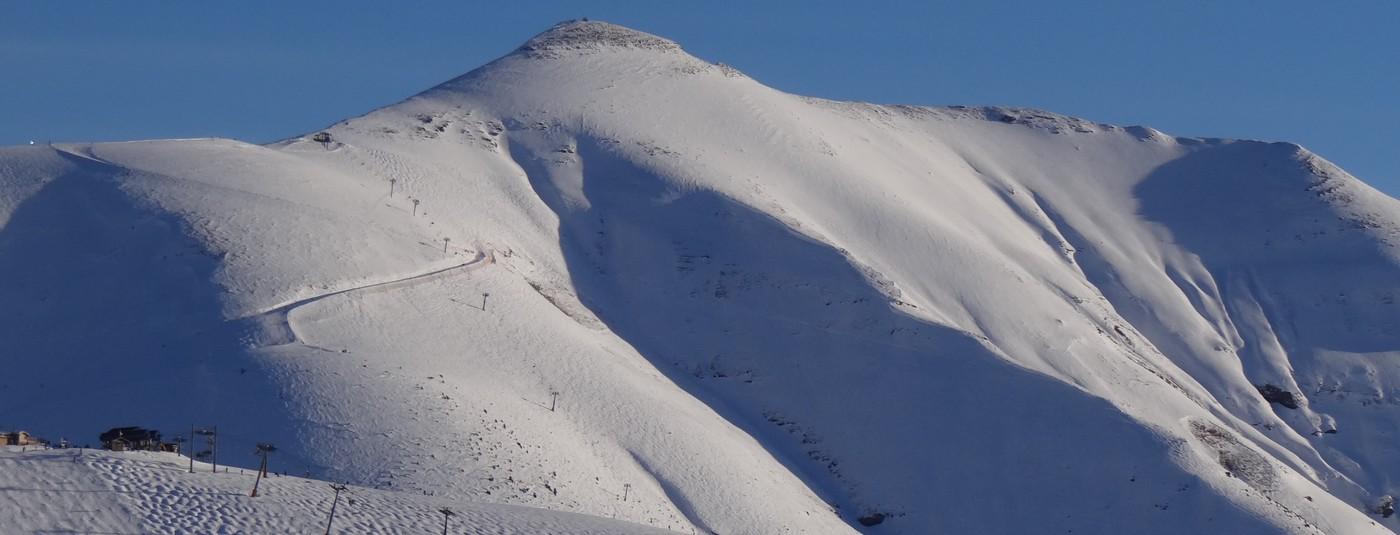 Le Mont Joly<strong> attend les amateurs </strong> de ski