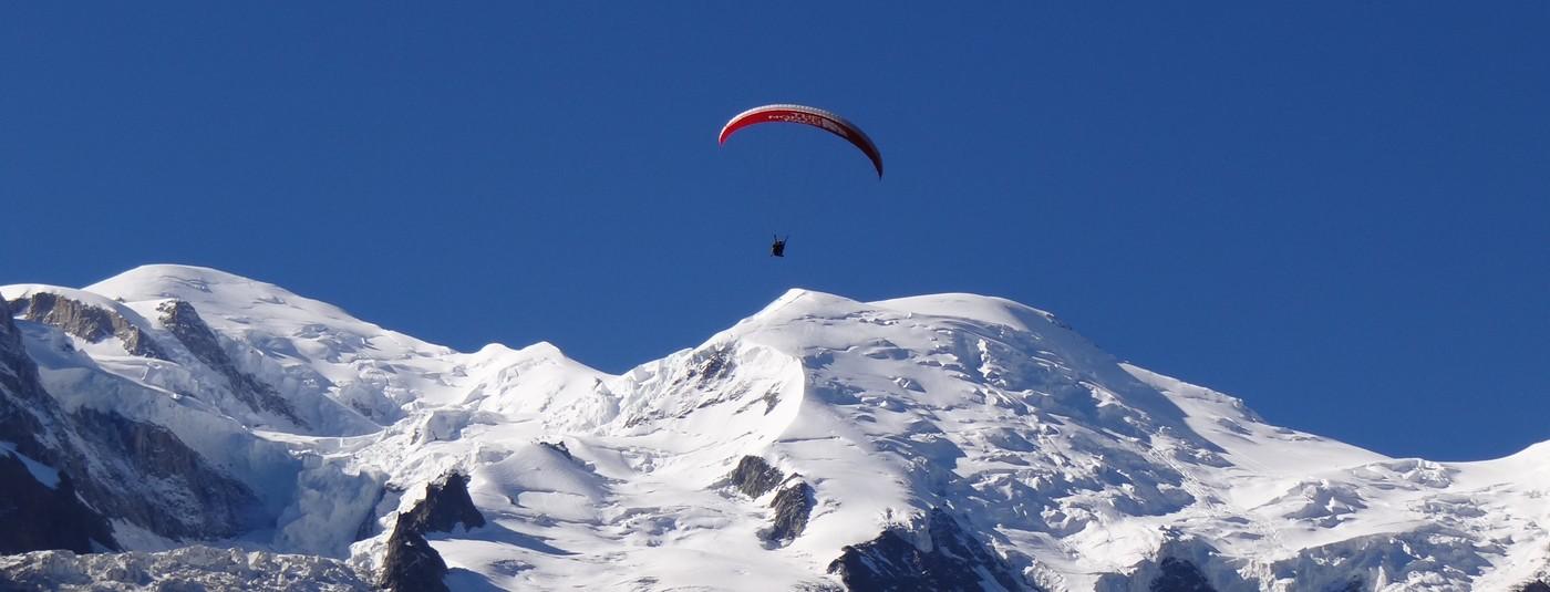 Un sommet de sensation vous attend <strong> face au Mont Blanc </strong>